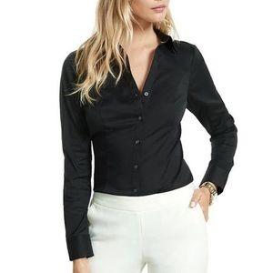 Express Essential Long Sleeve Shirt